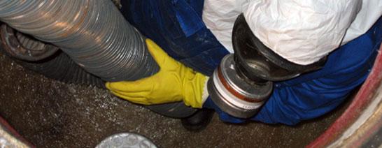 TAK Umweltservice - Tankreinigung und Behälterreinigung