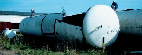 TAK Umweltservice - Industrieentsorgung