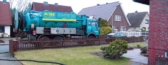 TAK Öltankreinigung - Reinigung Entsorgung Wartung