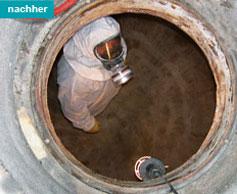 TAK Öltankreinigung - Tankreinigung Nachher
