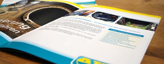 TAK Umweltservice - Infomaterial