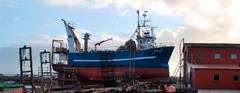 Schiffsreinigung