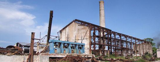 TAK Umweltservice - Industrieentsorgung - Abbruch - Demonatge - Rückbau